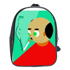 Smoker  School Bags (XL)