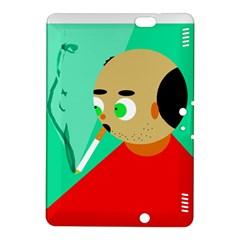 Smoker  Kindle Fire HDX 8.9  Hardshell Case