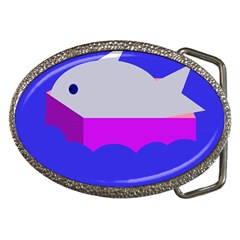 Big Fish Belt Buckles