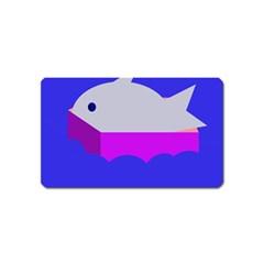 Big Fish Magnet (name Card)