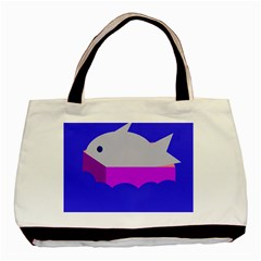 Big Fish Basic Tote Bag