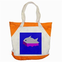 Big Fish Accent Tote Bag