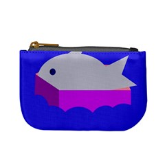 Big Fish Mini Coin Purses