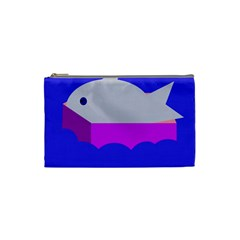 Big fish Cosmetic Bag (Small)