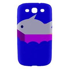 Big fish Samsung Galaxy S III Hardshell Case