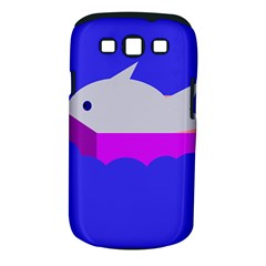 Big fish Samsung Galaxy S III Classic Hardshell Case (PC+Silicone)