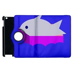 Big Fish Apple Ipad 2 Flip 360 Case