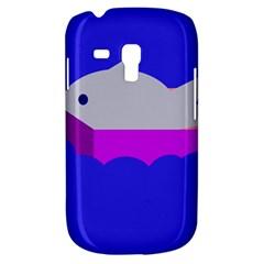 Big fish Samsung Galaxy S3 MINI I8190 Hardshell Case