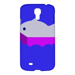 Big fish Samsung Galaxy S4 I9500/I9505 Hardshell Case