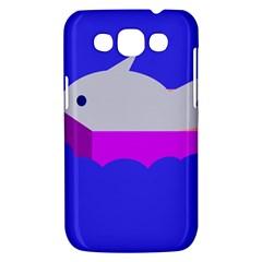 Big fish Samsung Galaxy Win I8550 Hardshell Case
