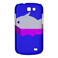 Big fish Samsung Galaxy Express I8730 Hardshell Case