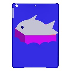 Big fish iPad Air Hardshell Cases
