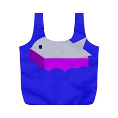 Big Fish Full Print Recycle Bags (m)