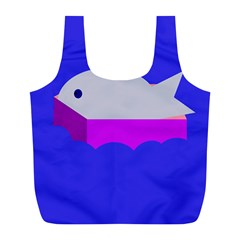 Big Fish Full Print Recycle Bags (l)