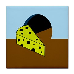 Cheese  Tile Coasters