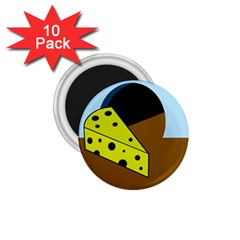 Cheese  1.75  Magnets (10 pack)