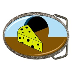 Cheese  Belt Buckles