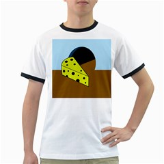 Cheese  Ringer T-Shirts