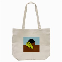 Cheese  Tote Bag (cream)