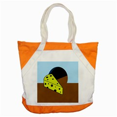 Cheese  Accent Tote Bag