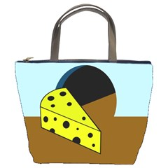 Cheese  Bucket Bags