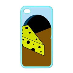 Cheese  Apple iPhone 4 Case (Color)