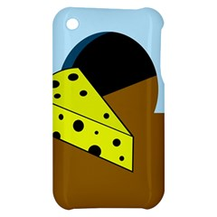 Cheese  Apple iPhone 3G/3GS Hardshell Case