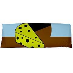 Cheese  Body Pillow Case Dakimakura (Two Sides)