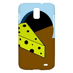 Cheese  Samsung Galaxy S II Skyrocket Hardshell Case