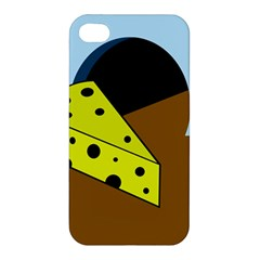 Cheese  Apple iPhone 4/4S Premium Hardshell Case