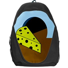 Cheese  Backpack Bag