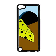 Cheese  Apple iPod Touch 5 Case (Black)