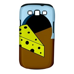 Cheese  Samsung Galaxy S III Classic Hardshell Case (PC+Silicone)