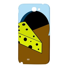 Cheese  Samsung Note 2 N7100 Hardshell Back Case