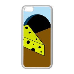 Cheese  Apple iPhone 5C Seamless Case (White)