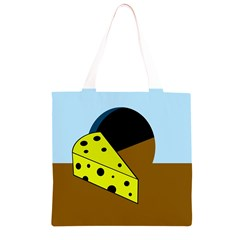 Cheese  Grocery Light Tote Bag