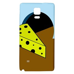 Cheese  Galaxy Note 4 Back Case