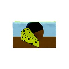 Cheese  Cosmetic Bag (XS)