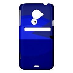 Blue monster fish HTC Evo 4G LTE Hardshell Case