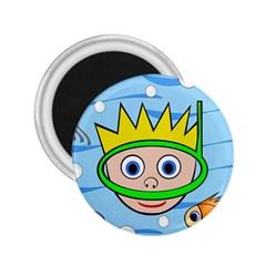 Diver 2 25  Magnets
