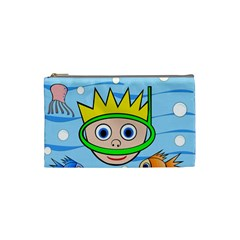 Diver Cosmetic Bag (Small)