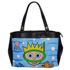 Diver Office Handbags