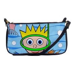 Diver Shoulder Clutch Bags