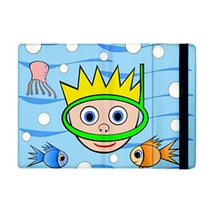 Diver Apple iPad Mini Flip Case