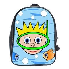 Diver School Bags (XL)