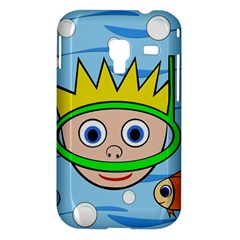 Diver Samsung Galaxy Ace Plus S7500 Hardshell Case