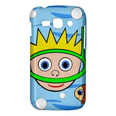 Diver Samsung Galaxy Ace 3 S7272 Hardshell Case