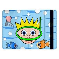 Diver Samsung Galaxy Tab Pro 12.2  Flip Case