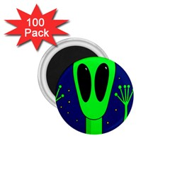 Alien  1 75  Magnets (100 Pack)
