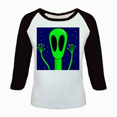 Alien  Kids Baseball Jerseys